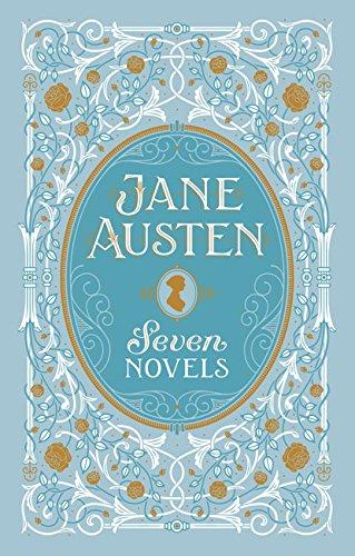 jane-austen-seven-novels-barnes-noble-leatherbound-classic-collection