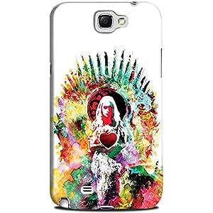 CASE U GOT Targaryen on Throne Case for Samsung Galaxy Note2