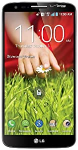 LG G2, Black (Verizon Wireless)