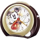 ディズニータイム◇ミッキー目覚まし時計☆FD396B
