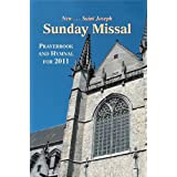 St. Joseph Sunday Missal and Hymnal for 2011 ~ Confraternity of...