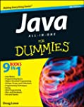 Java All-in-One For Dummies (For Dumm...