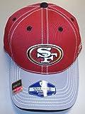 San Francisco 49ers Flex Sideline Reebok Hat - Youth 4 - 7 Yrs