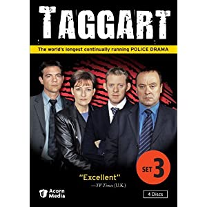 Taggart Set 3 movie