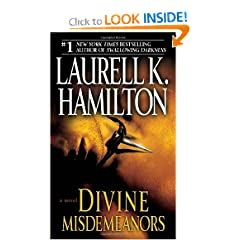 Divine Misdemeanors: A Novel by Laurell K. Hamilton