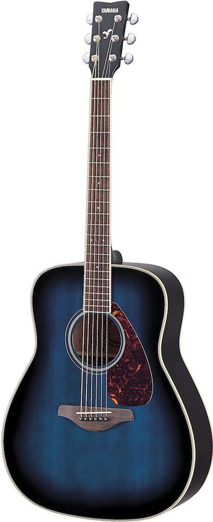 yamaha fg700s acoustic guitar musical instruments. Black Bedroom Furniture Sets. Home Design Ideas