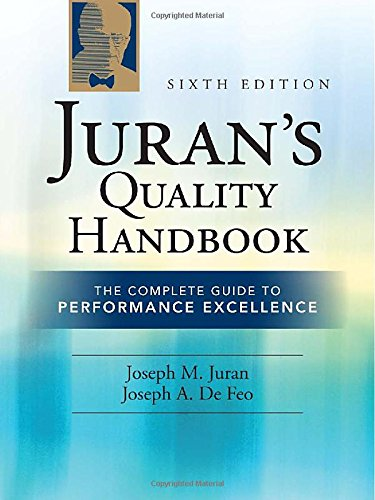Juran's Quality Handbook: The Complete Guide to...
