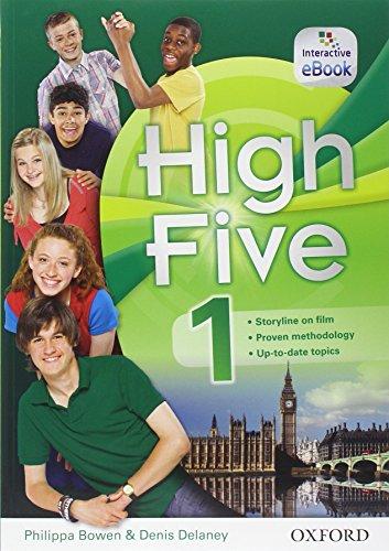 High five Ediz premium Con e book Con espansione online Per la Scuola media 1 PDF