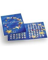 """Leuchtturm Album Numismatique PRESSO, Euro-Collection Tome 2 """"Les nouveaux Lands"""""""