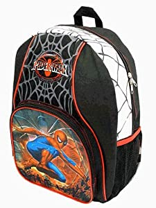Spider-Man Backpack - Webs 16""