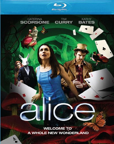 Alice Miniseries Blu ray Caterina Scorsone