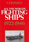 img - for Conway's All the World's Fighting Ships, 1922-1946 book / textbook / text book