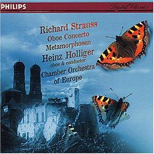 Richard strauss heinz holliger chamber orchestra of for Chamber orchestra of europe