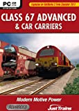 Class 67 Advanced and Car Carriers - Add-On for Railworks 3 (PC CD)