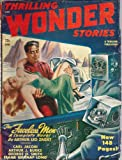 img - for Thrilling Wonder Stories 1948 Vol. 32 # 1 April: The Faceless Man / Thieves of Time / Dud / The World of Wulkins / Pile of Trouble / Gentlemen, the Scavengers! / A Problem in Astrogation / A Dog's Life book / textbook / text book