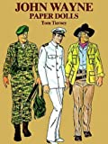 John Wayne Paper Dolls (0486239551) by Tierney, Tom