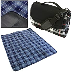 Mega Mat Multi-purpose Padded Blanketseat Cushion 48 X 60 by Picnic Plus