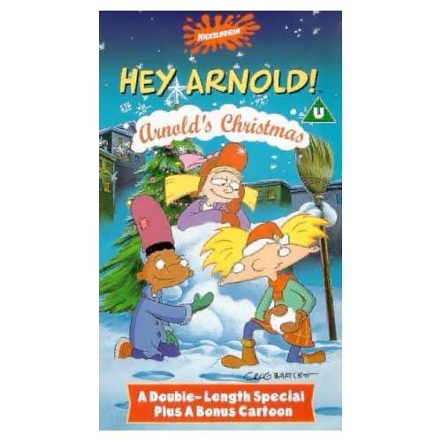 Hey Arnold Christmas [VHS] [UK Import] Hey Arnold VHS