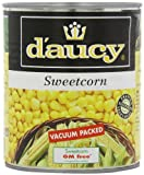 D'aucy Sweetcorn 600 g (Pack of 6)