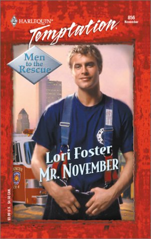 Image of Mr. November (Men To The Rescue)