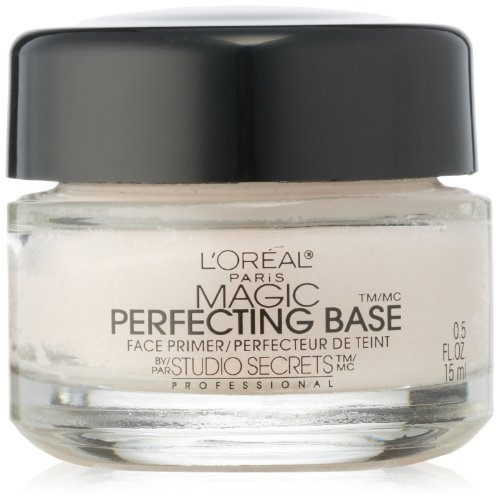 L'Oreal Paris discount duty free Studio Secrets Professional Magic Perfecting Base, 0.50 Ounces
