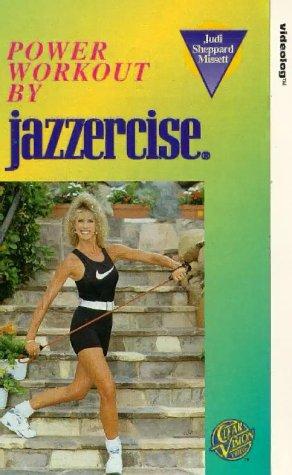 jazzercise-power-workout-vhs-uk-import