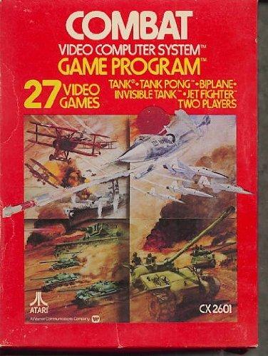 Combat - Atari - 2600
