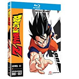 Dragon Ball  Z - Level 1.1 [Blu-ray]