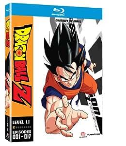 Dragon Ball Z - Level 1.1 [Blu-Ray]