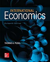 International Economics (Mcgraw-Hill Series in Economics)