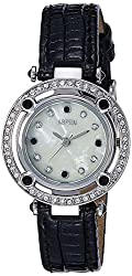 Aspen Analog White Dial Womens Watch - AP1682