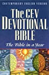 The CEV Devotional Bible (Contemporary English Version)