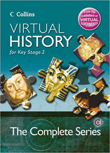 The Complete Series (Virtual History for Key Stage 2) (CD-ROM)