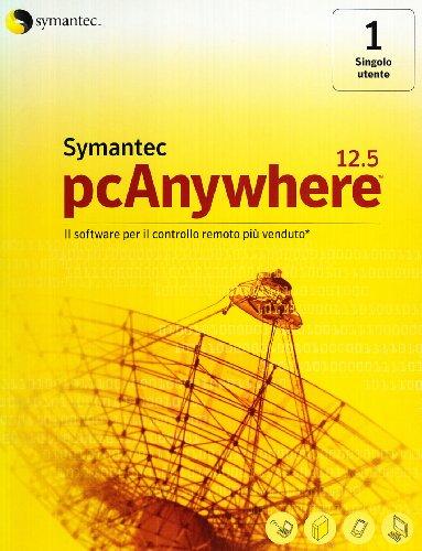 pcAnywhere Host & Remote - (version 12.5 ) - ensemble complet - 1 utilisateur - CD - Linux, Win, ...