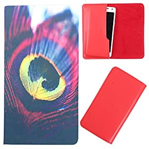 DooDa - For Asus Fonepad 7 PU Leather Designer Fashionable Fancy Case Cover Pouch With Smooth Inner Velvet