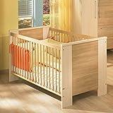 Paidi-1139146-Kinderbett-Bruno-mit-Airwell-Comfort-Rost-70-x-140-cm-softbirne-kirsche-natur