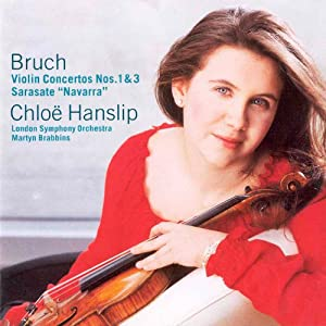 Various composers - Bruch : Violin Concertos 1 & 3; Sarasate : Navarra