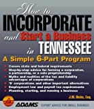 How to Incorporate and Start a Business in Tennessee