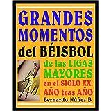 Grandes Momentos Del Beisbol De Las Ligas Mayores En El Siglo XX, Ano Tras Ano