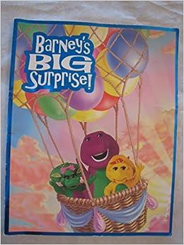 Barney's big surprise: 9781570641275: Amazon.com: Books