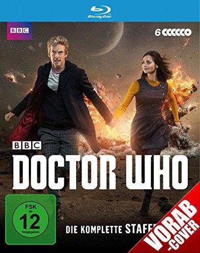 Doctor Who - Die komplette 9. Staffel [Blu-ray]