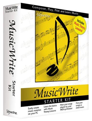 Music Write Starter KitB00006I4XT