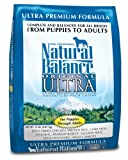 Natural Balance Dry Dog Food, Ultra Premium Formula, 15 Pound Bag
