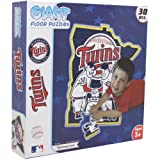 MLB Minnesota Twins Floor Puzzles