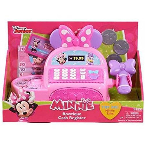 Disney Minnie Bowtique Cash Register (Girls Toy Cash Register compare prices)