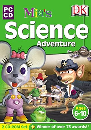Mia's Science Adventure