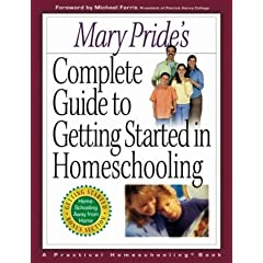 mary pride homeschooling