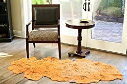 Simply Sheepskin - Genuine Sheepskin Throw Rug 6.5 ft X 2.5 ft