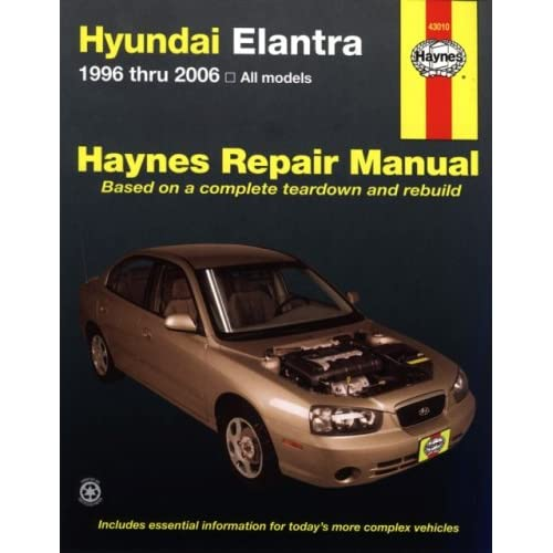 Contents contributed and discussions participated by debbie johnson 2006 hyundai elantra maintenance manual fandeluxe Gallery