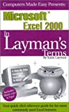 img - for Microsoft Excel 2000 In Layman's Terms book / textbook / text book